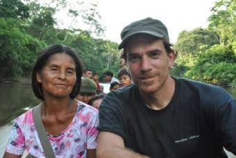Rio Tiputini, investigación de campo 2010