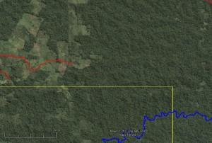 Ramal de la Via Auca, Territorio Waorani, Bloque petrolero